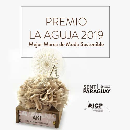Premios La Aguja 2019
